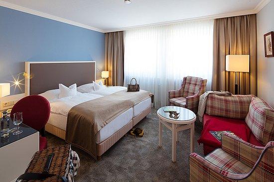 Komfort-Doppelzimmer Haupthaus