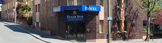 Tulip Inn Lausanne Beaulieu: Tulip Inn Lausanne hotel overview