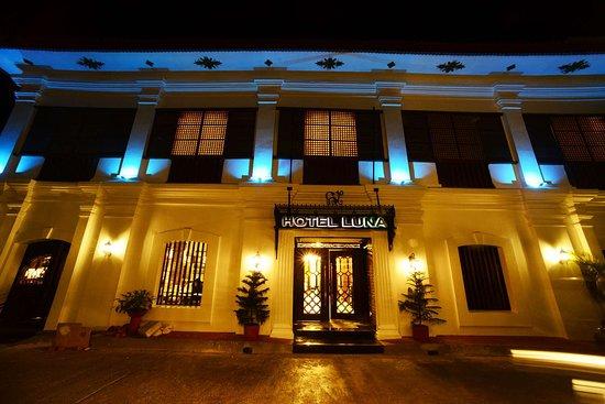 Exterior at Hotel Luna Vigan