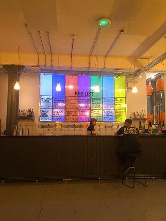 Beatnikz Republic bar