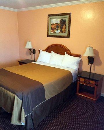 Corte Madera, كاليفورنيا: One Queen Bed