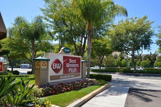 Best Western Plus Anaheim Inn