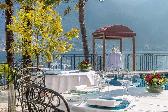 Restaurant Lago At Swiss Diamond Hotel Lugano