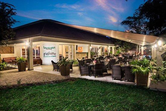 Leopard Beach Resort & Spa: Lemongrass and grasshopper evening