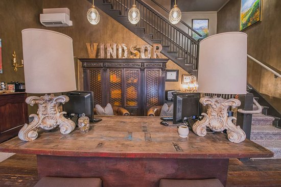 The Windsor Boutique Hotel: CHL