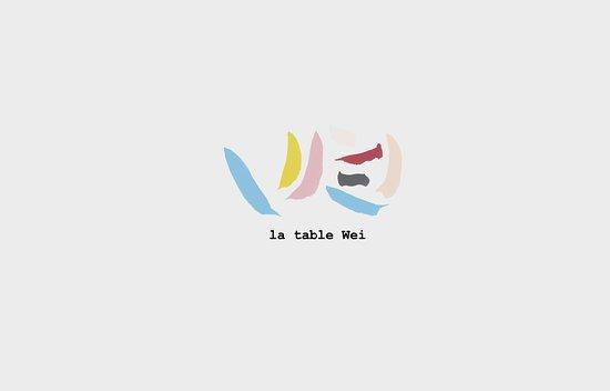 La Table Wei: logo
