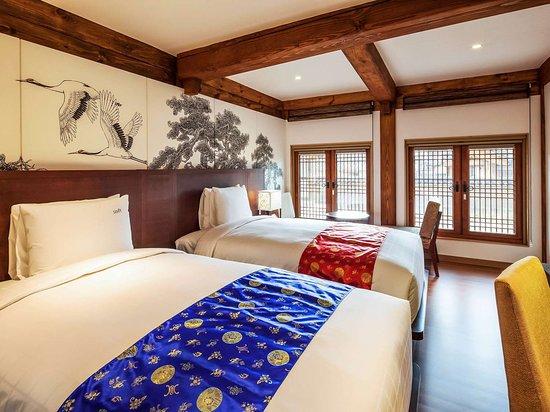 Gyeongwonjae Ambassador Incheon - Associated with Accor: Guest room