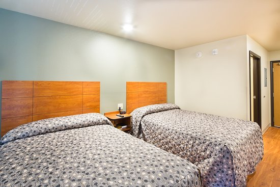 WoodSpring Suites Fayetteville Fort Bragg: Int Double Empty