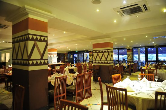 Golden Tulip Kumasi City Restaurant