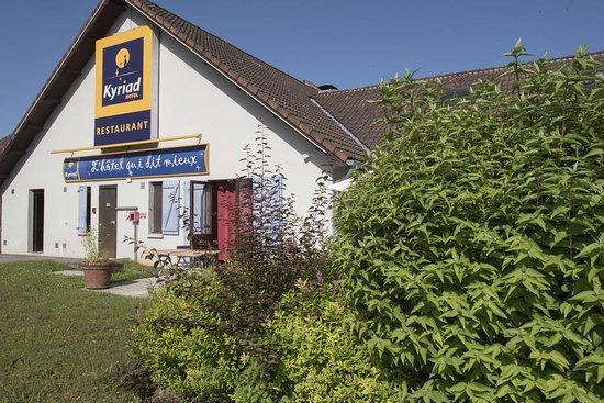 Kyriad Geneve - Saint Genis Pouilly: Hôtel Kyriad St-Genis-Pouilly-Exteri