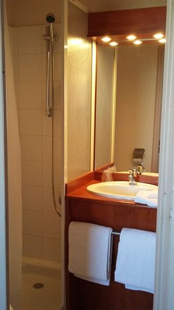 Chilly-Mazarin, France: Guest Room