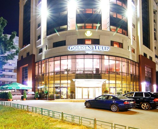 Golden Tulip Times MG