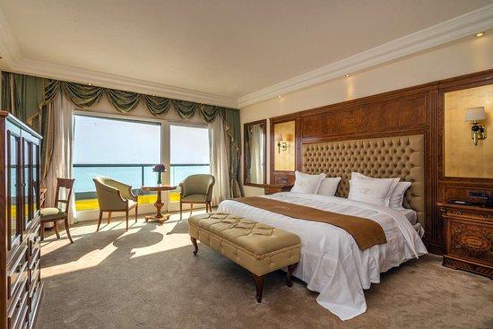 Vico Morcote, Switzerland: Deluxe Room at Swiss Diamond Hotel