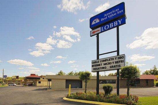 Americas Best Value Inn Nashville/South: Exterior