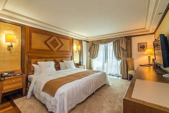 Vico Morcote, Switzerland: Deluxe Room al Swiss Diamond Hotel Lugano