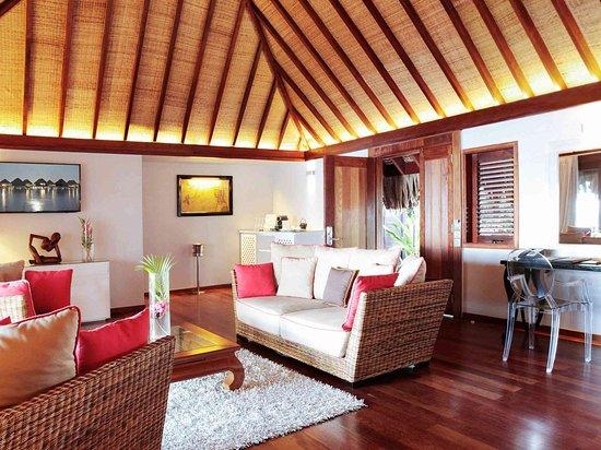 Sofitel Moorea Ia Ora Beach Resort: Suite