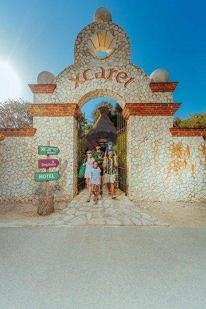 Occidental at Xcaret Destination: Entrance Xcaret Park