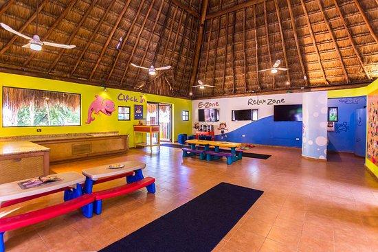 Occidental at Xcaret Destination: Kids Club