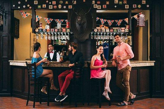 Occidental at Xcaret Destination: Bar