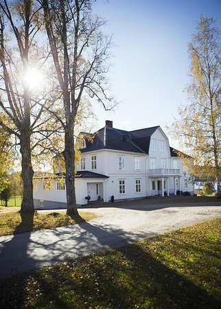 Kongsvinger Municipality, النرويج: Fasade