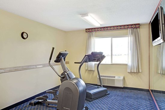 Brigham City, UT: Workout Room