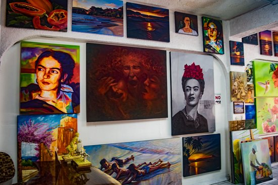Suazo Art Gallery