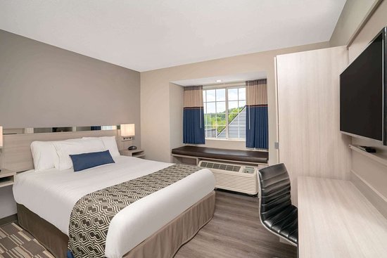 Microtel Inn & Suites by Wyndham Nashville: Guest room