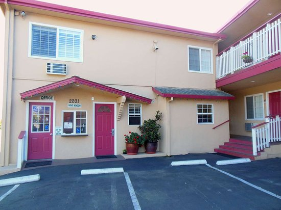 Americas Best Value Inn Seaside North 200 2 4 1 Updated 2018 Prices Motel Reviews Ca Tripadvisor