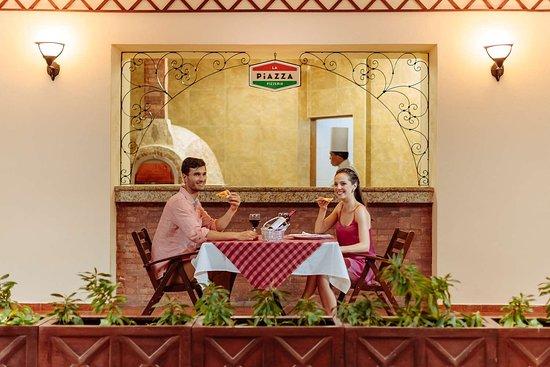 Occidental at Xcaret Destination: La Piazza