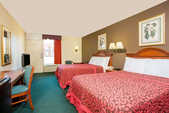 Forsyth, GA: 2 Double Bed Room