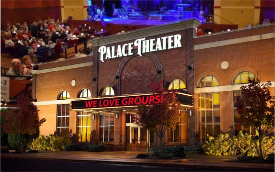 Palace Theater in the Dells