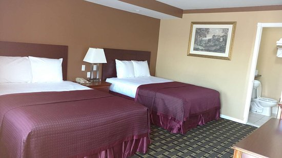 Trevose, PA: 2 Queen Bed Room