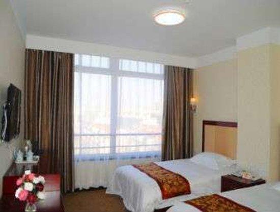 Super 8 Beijing Yuegezhuang: Twin Beds Room