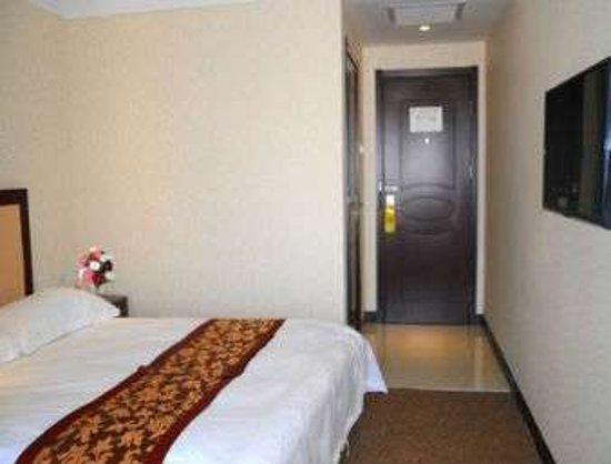Super 8 Beijing Yuegezhuang: Double Bed Room