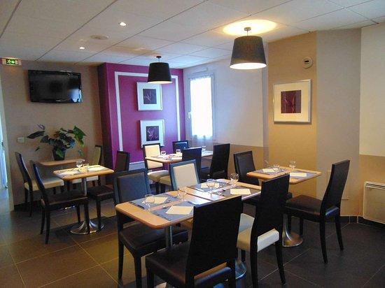 Kyriad Quimper Sud Restaurant