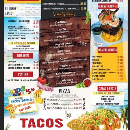 Koko's Pizza & Bar