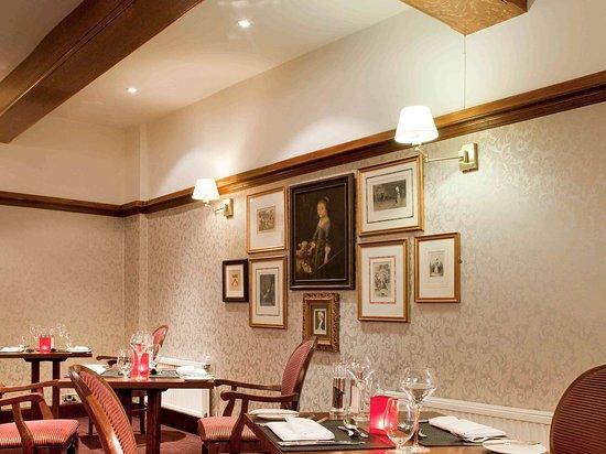 Mercure Banbury Whately Hall Hotel: Restaurant