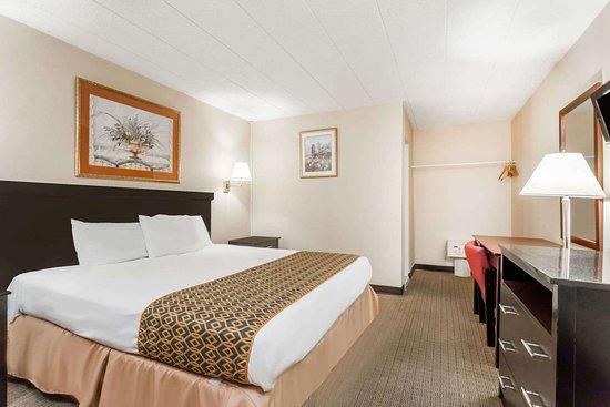 Knights Inn Atlantic City / near Boardwalk, hôtels à Long Beach Island