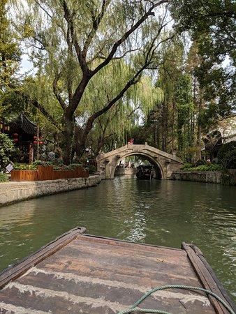 Huzhou Nanxun Old Town: boat ride