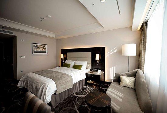 Lotte Hotel Ulsan: Superior Double Room
