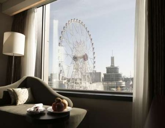 Lotte Hotel Ulsan: View from the Room