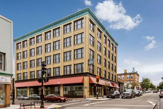 New Bedford Harbor Hotel, an Ascend Hotel Collection Member: Hotel exterior