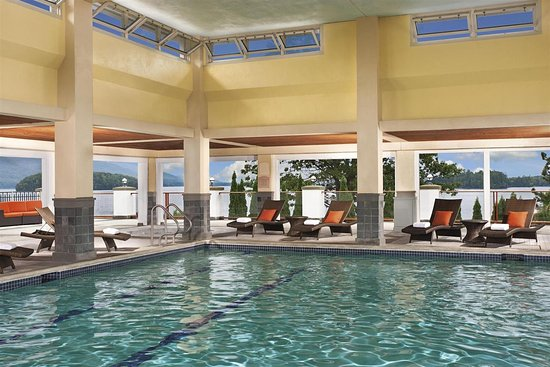The Sagamore Resort: Adult Outdoor Swimming Pool