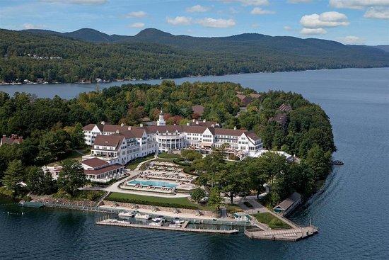 The Sagamore Resort: Aerial View