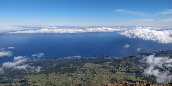 View from Piquinho