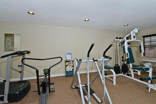 Hazlehurst, GA: Fitness Center