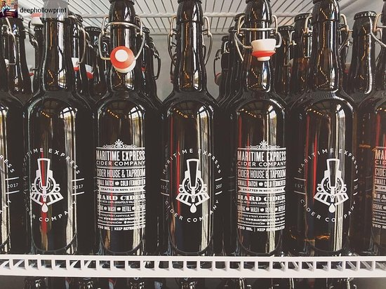 Grab a growler or bottle to go