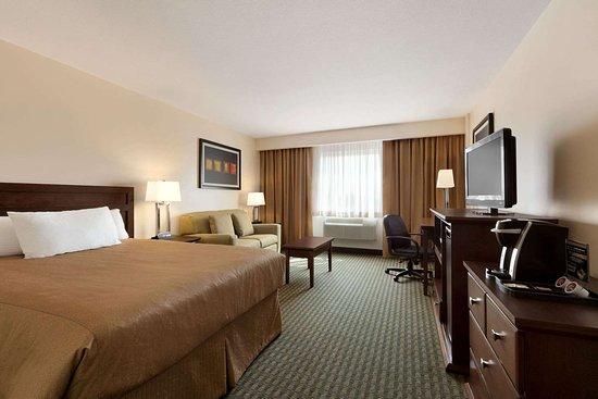 Weyburn, Kanada: Guest room