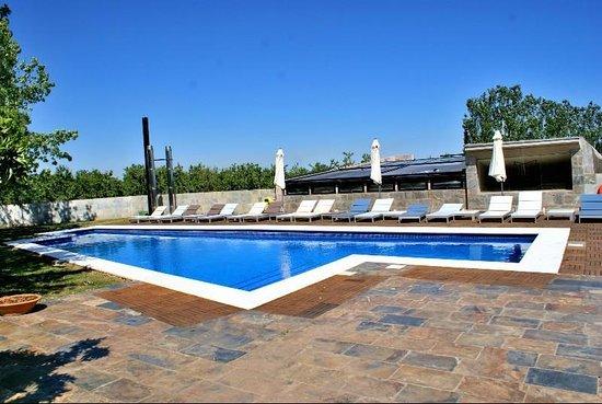 La Selva del Camp, España: Pool View