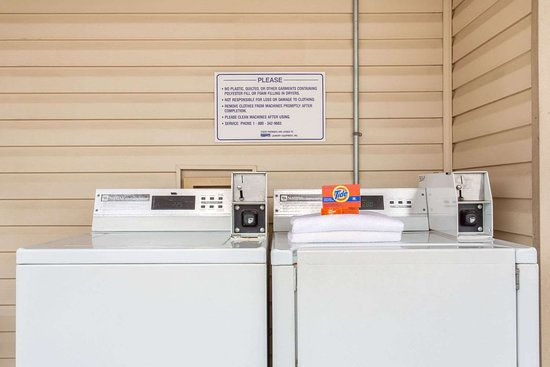 Monticello, FL: Guest Laundry